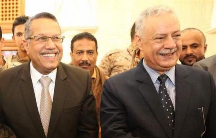 بن دغر يرد على المفلحي ويحكم الحاضرين في مؤتمر مرجعيات الحل السياسي في اليمن