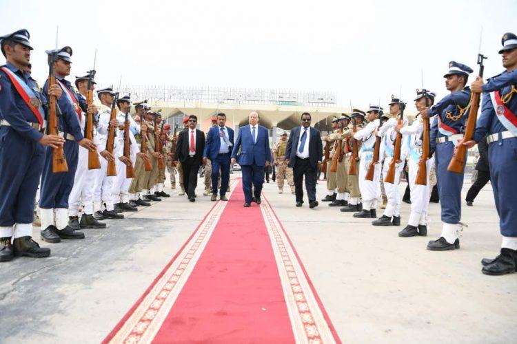 العليمي: زيارة رئيس الجمهوري ناجحة وهناك وعود بتسهيل إجراءات إقامة اليمنيين بمصر
