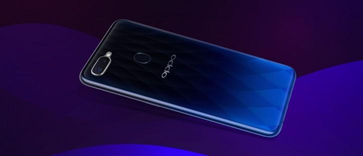 رسميا: الإعلان عن هاتف أوبو F9
