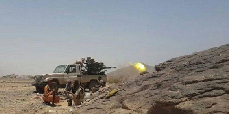 قوات الجيش تسيطر على مواقع استراتيجية في خب الشعف بالجوف