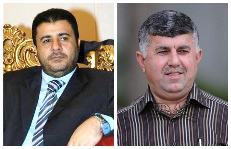رئيس إتحاد كرة القدم الشيخ احمد العيسي يتلقى تهنئة من نظيره العراقي بمناسبة عيد الاضحى