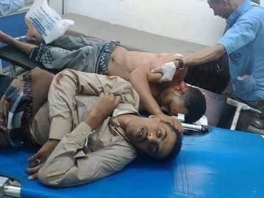 مقتل مواطنين في أول أيام العيد في تعز برصاص قناصة المليشيا