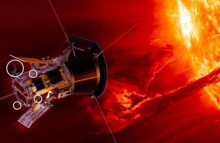صورة مذهلة لانفجارات فائقة السرعة في الشمس (شاهد)