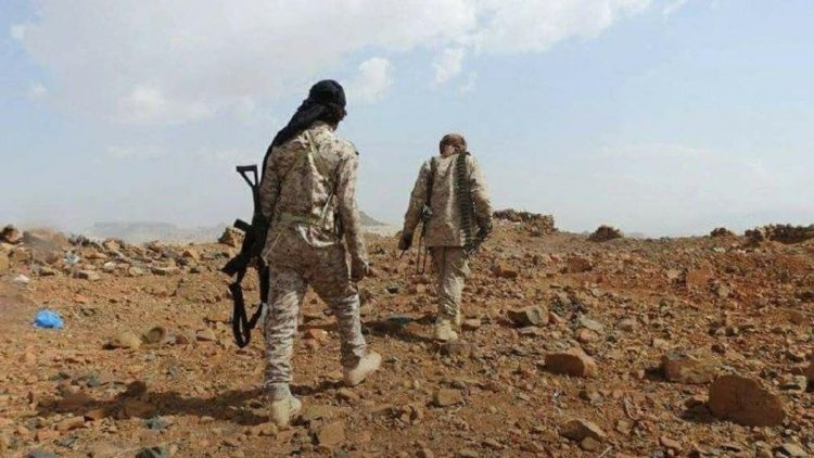 قوات الجيش تحرر مواقع جديدة في جبهة باقم بمحافظة صعدة