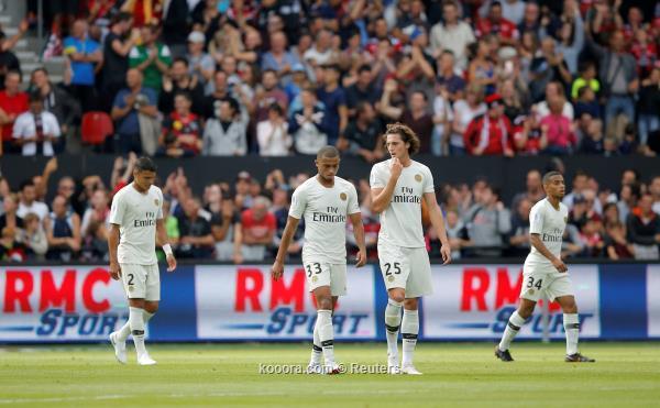 سان جيرمان يعرض هدف برشلونة على ريال مدريد