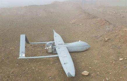 قوات الدفاع الجوي السعودي تسقط طائرة مسيرة فوق جازان