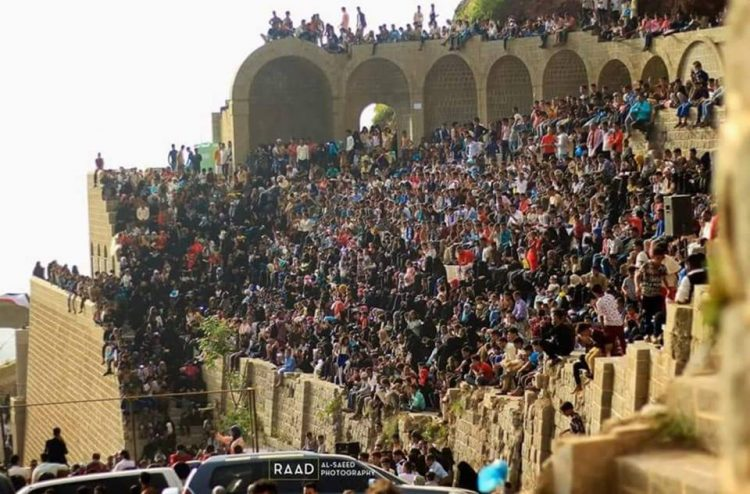 تعز … قلب الوطن وعيد اعياد اليمن