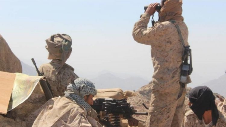 Yemeni army breaks into Marran, the main stronghold of houthi militia