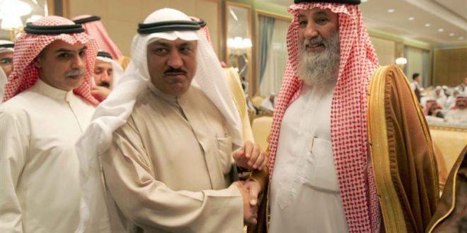 وفاة رجل الاعمال الشاعر السعودي حجاب بن نحيت