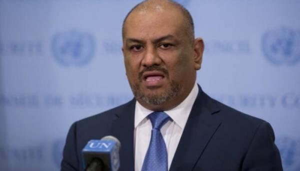 اليماني يطالب الأمم المتحدة بتحديد المعرقل بعد رفض المليشيا الحوثية الانسحاب من الحديدة