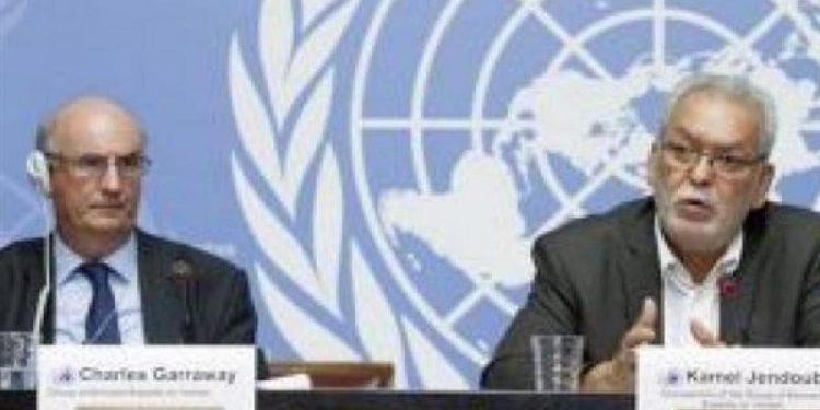 منظمات دولية تستغرب تقرير خبراء الأمم المتحدة وتعتبره غير شفاف ولا محايد
