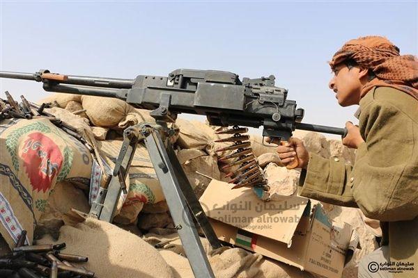 مقتل وإصابة عدد من عناصر المليشيات بكمين لقوات الجيش في الملاجم بالبيضاء