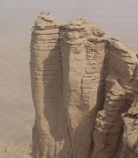 """هل زرت """"حافة العالم"""" في الرياض من قبل؟.. شاهد كيف تبدو (صور)"""