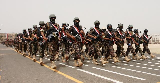 عاجل.. الحديدة: أنباء عن انشقاق 4 كتائب من قوات الأمن الخاصة وانضمامها لقوات الجيش الوطني