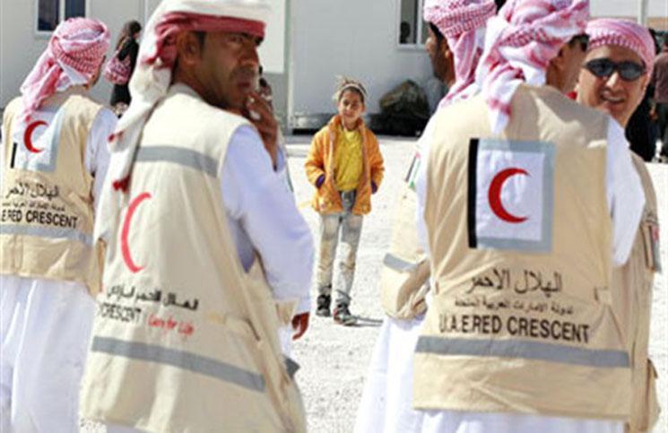 """شاهد بالصورة.. الامارات تستفز مشاعر اليمنيين بهذه الطريقة """"المهينة"""""""