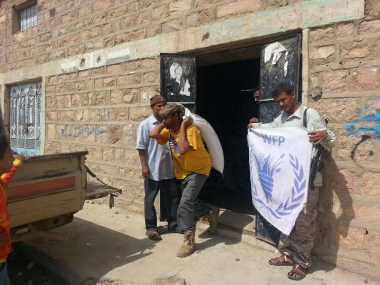 WPF: houthis steal food from the mouth of hungry in Yemen