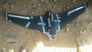 الجيش الوطني يتمكن من إسقاط طائرة مسيرة تابعة لمليشيا الحوثي في نهم بصنعاء