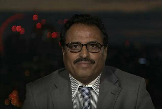 الجبواني يدعو لضرورة تصحيح العلاقة بين الشرعية والتحالف العربي