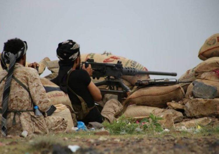 قوات الجيش تحبط محاولة تسلل للمليشيا غرب تعز ومصرع عدد من عناصر المليشيا بينهم قياديان