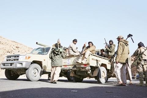 قوات الجيش الوطني تنفذ عملية عسكرية كبيرة تستهدف تحرير 5 مديريات في صعدة