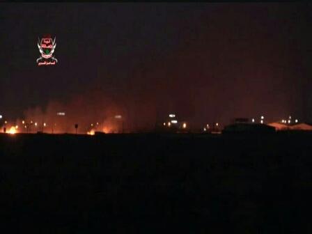 معارك ليلية عنيفة في الحديدة بالتزامن مع اطلاق الجيش الوطني لعمليات تطهير واسعة