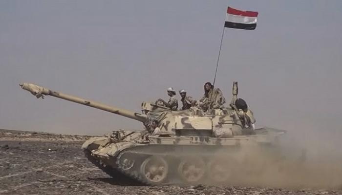 الجيش الوطني يطلق عملية عسكرية لتحرير ما تبقى من مديرية برط العنان بالجوف