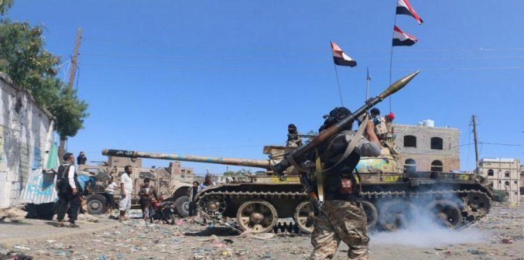 قوات الجيش تحبط محاولة تسلل لمليشيا الحوثي في منطقة الجبلية بالحديدة