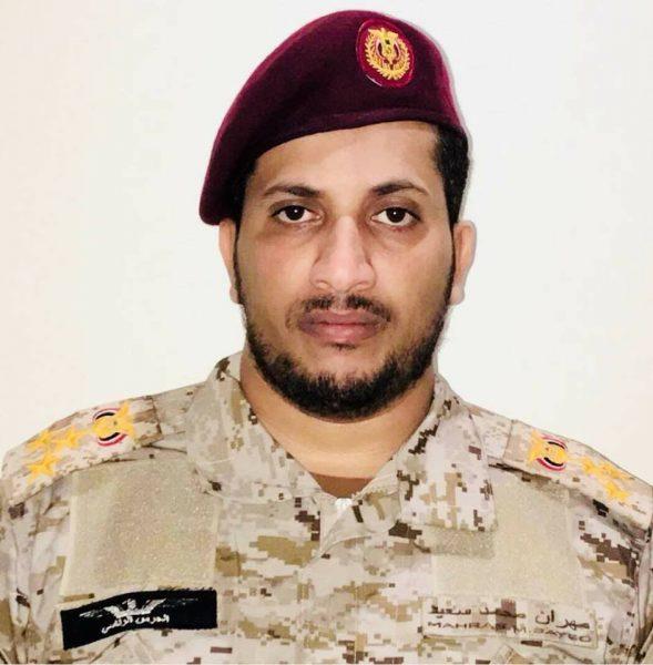 عدن.. تفاصيل اصابة العميد مهران قباطي قائد اللواء الرابع حماية رئاسية