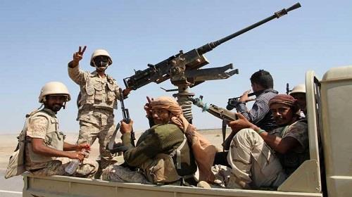 الجيش الوطني يفشل محاولة تسلل لمليشيا الحوثي في الجبهة الشرقية لمدينة تعز