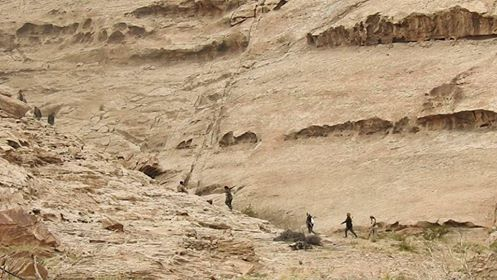 مصرع 48 حوثيا في مواجهات وغارات لطيران التحالف العربي في باقم بصعدة