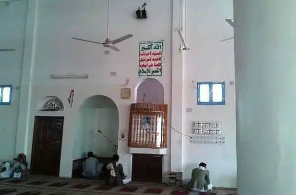 ذمار.. مصلين يطردون خطيب فرضته المليشيات على أحد المساجد في قرية الحدا