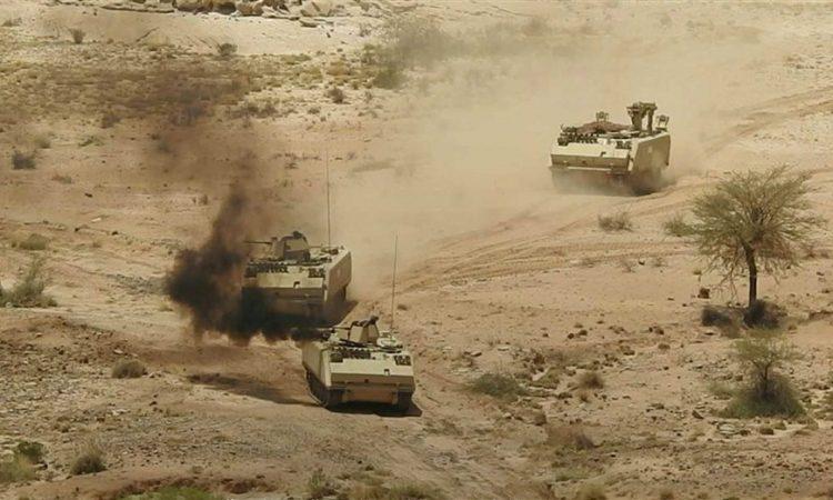 الجيش الوطني ينفذ كمينا في مديرية البقع بصعدة ومصرع 7 من عناصر المليشيا