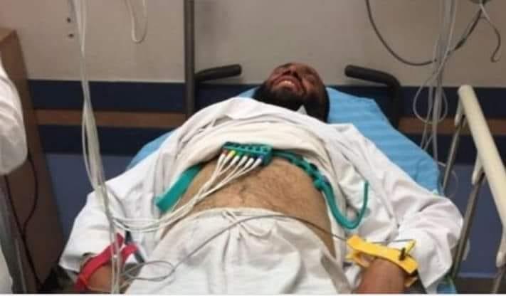 """الامارات تتخلص من ادواتها.. """"هاني بن بريك"""" في غيبوبة لليوم الثالث في أحد مستشفيات الامارات"""
