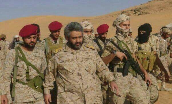 قائد محور صعدة يؤكد سيطرة الجيش الوطني على مركز مديرية باقم