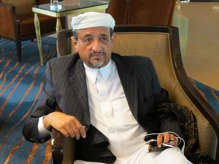 قوات النخبة الشبوانية تمنع الشيخ صالح بن فريد من المرور الى المكلا للمشاركة في فعاليات الانتقالي