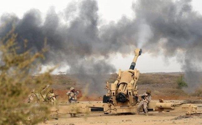 7 حوثيين يلقون مصرعهم في قصف مدفعي شنته قوات الجيش في دمت بالضالع
