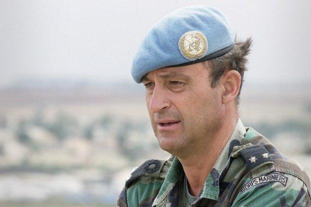 عاجل.. وصول الجنرال باتريك كاميرت والبعثة الأممية إلى الحديدة