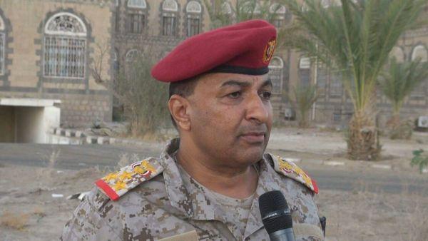 ناطق الجيش الوطني: قتلى المليشيا في حجة بالمئات بينهم قيادات كبيرة، فضلا عن أسر نحو 60 مسلحا