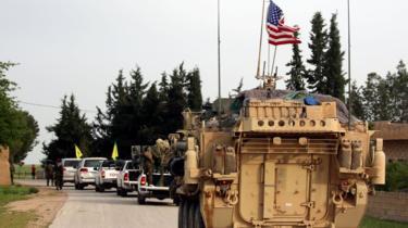 """تركيا تحذر فرنسا: """"لا جدوى"""" من البقاء في سوريا لحماية المقاتلين الأكراد"""