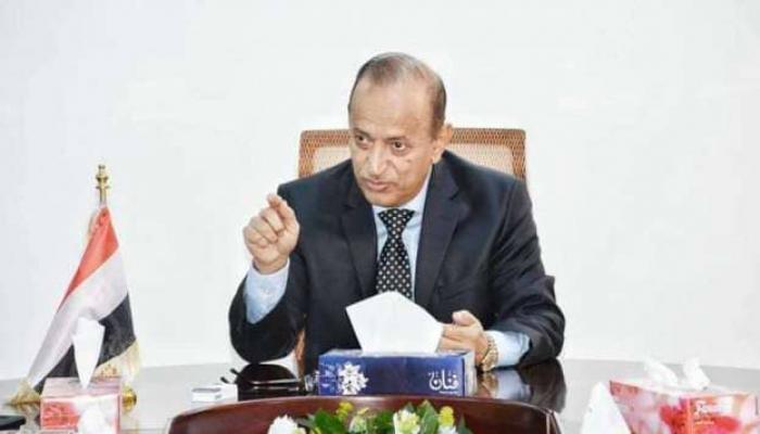 كيف رد المحافظ السابق امين محمود على قرار اقالته وتعيين محافظ جديد لتعز