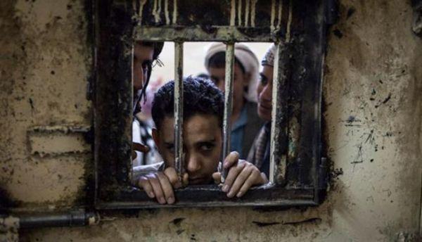 وفاة شاب مختطف في سجون المليشيا بتعز وإعدام آخر في ذمار