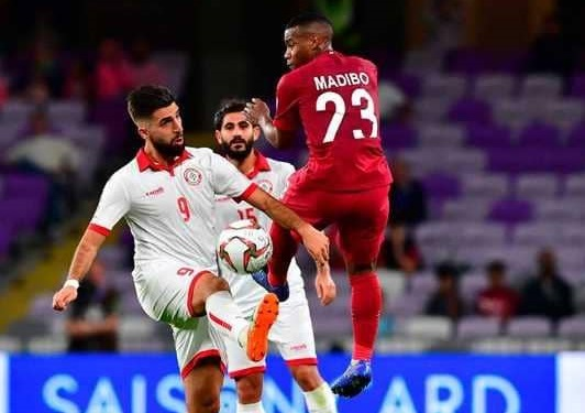 المنتخب القطري يفوز على لبنان ويتقاسم الصدارة مع السعودية