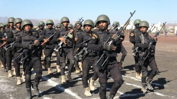 قوات الأمن في مأرب تدشن العام التدريبي الجديد وتحتفل بتخرج دفع جديدة