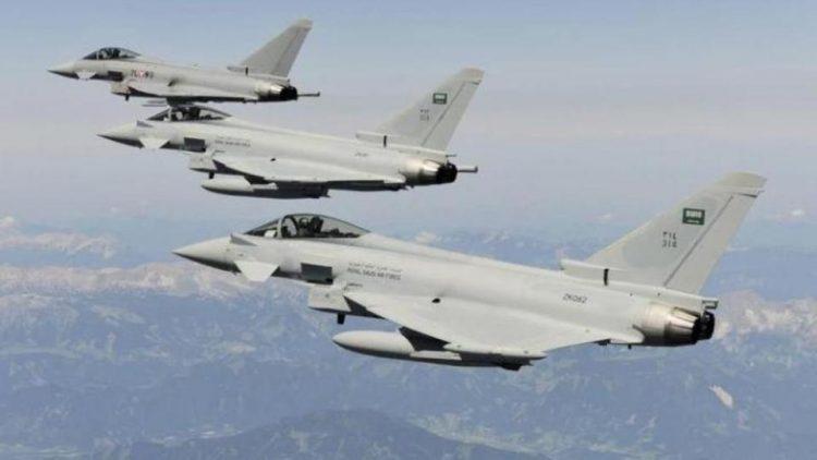 التحالف يعلن تدمير شبكة اتصالات عسكرية وكهف خبراء أجانب تابعة لمليشيا الحوثي