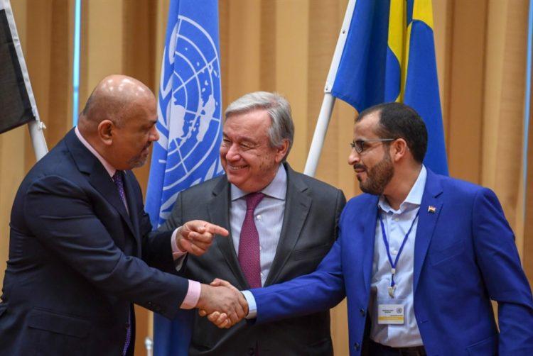 إتفاقيات السويد.. هل ما زالت تمثل بارقة أمل لوقف الحرب أم أنها سقطت؟