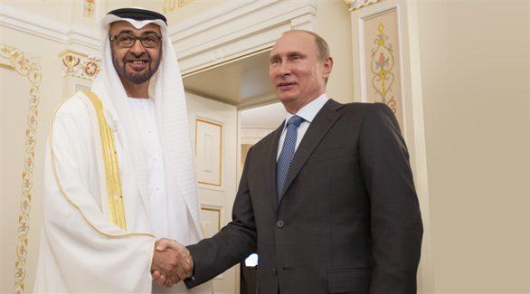 صحيفة بريطانية تكشف خفايا التمويل الاماراتي للحرب الروسية على سوريا