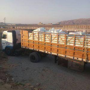 """قوات الجيش تضبط شحنة """"أسيد"""" مركز مهربة في الشحر بحضرموت"""
