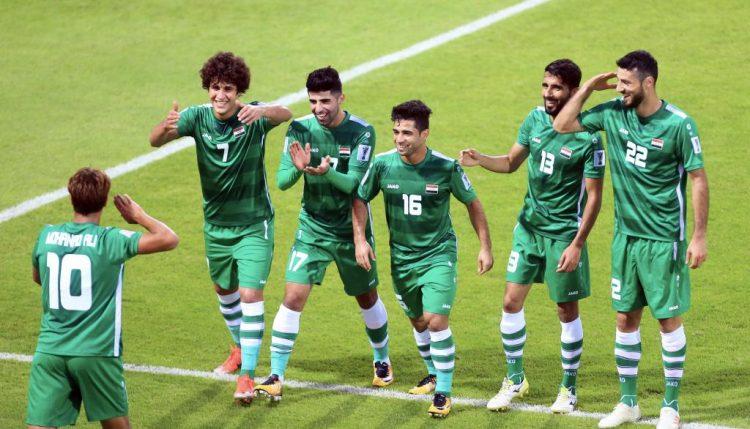 المنتخب اليمني يتلقى الخسارة الثانية في كأس اسيا امام العراق