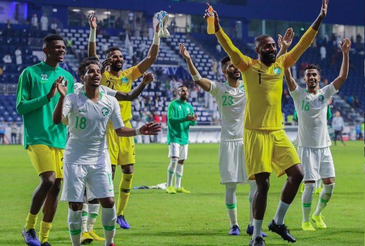 المنتخب السعودي إلى دور الـ16 بعد فوزه على لبنان في كأس اسيا