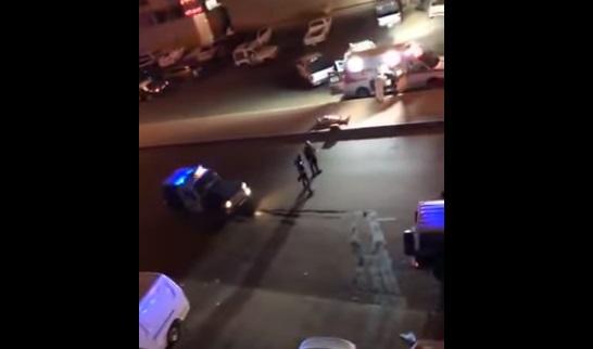 """السعودية.. بسبب موقف سيارة.. مضاربة جماعية في جدة تنتهي بمقتل مواطن واصابة آخر """"فيديو"""""""